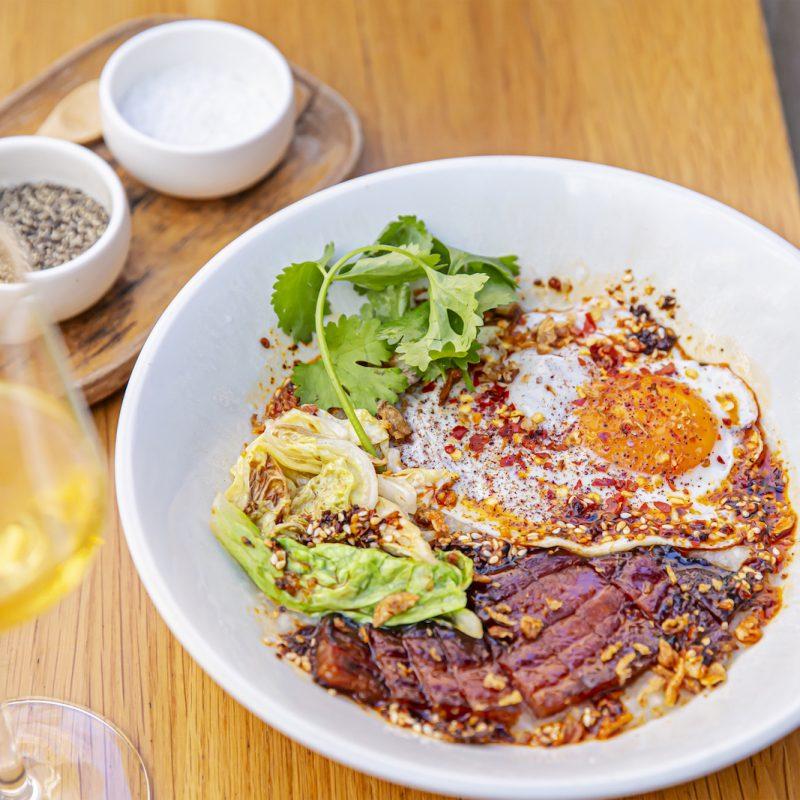 Signature dish Koshihikari Congee in Pyrmont