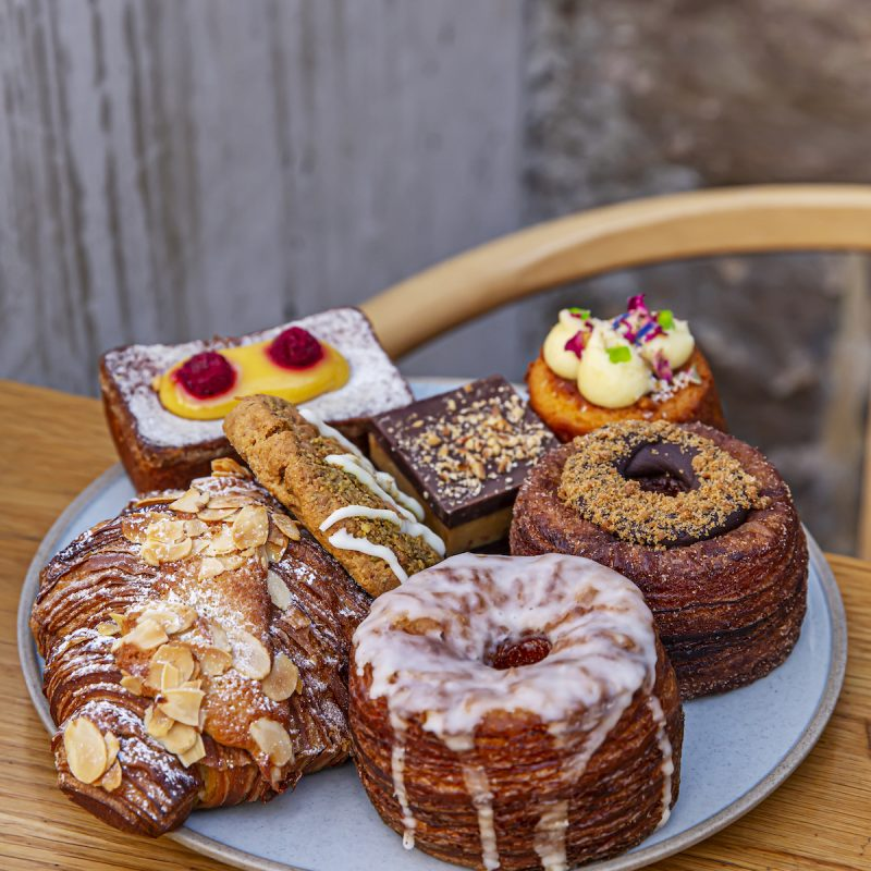 Fresh sweets & pastries in Pyrmont, Sydney
